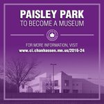 Bremer Trust submitted application to rezone #PaisleyPark to be used as a museum. More info: https://t.co/5n3y8eRRuF https://t.co/P0Jp3vHWZi