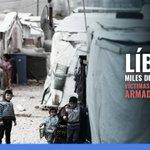 .@Lenin visitará este jueves el campamento de refugiados en #Líbano, uno de los países más peligrosos del mundo. https://t.co/4MB9Xoikma