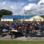 American Legion Legacy Run riders arrive today https://t.co/dKF84TblYY