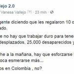 Humberto de la calle, no sé por qué dicen que es un regalo https://t.co/9HoPZtCdzo
