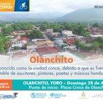 Este domingo sea parte de una nueva jornada del #HondurasActivate en la bella ciudad de #Olanchito #Honduras https://t.co/P37Yjdafc6