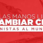 Queremos más Alcaldes como @DanielJadue #ComunistasAlMunicipio #ListaS con las #ManosLimpias #ACambiarChile https://t.co/vrL5C1SMgx