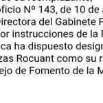 .@carloscabezasx recibe pago de favores políticos por apoyo a campaña de Bachelet,con pago millonario y designación? https://t.co/oLLDijXSmG