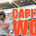 CAPITAL WON: Machado and the #Orioles get a 10-8 #BeltwayBattle win in the nations capital! #IBackTheBirds https://t.co/W18yp0Qx51