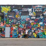 Artista pinta mural de Pokémon de 7,6 metros en Long Island. ► https://t.co/PXJzl3oh0D https://t.co/Pg3UdWjLwK