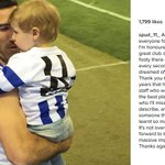 A heartfelt tribute from Michael Firrito on Instagram #NMFC https://t.co/D4mC3v0wr1
