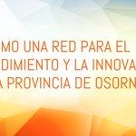 Instituciones público/privada que se coordinan para cambiar la cultura del #emprendimiento en #Osorno https://t.co/wjZiNDQV5n