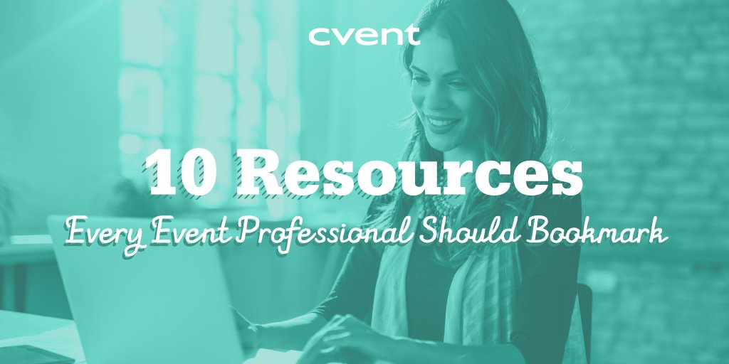 Stay ahead of the #meetings & #events industry with these 10 resources: https://t.co/XTPBO9IVHw #eventprofs https://t.co/4857lYPlcl