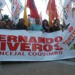 @DoctorViveros dando vamos a la campaña municipal #Coquimbo #NoDaLoMismo  #IdeasQueSirven #ManosLimpias !! https://t.co/N6f8Z2uBin