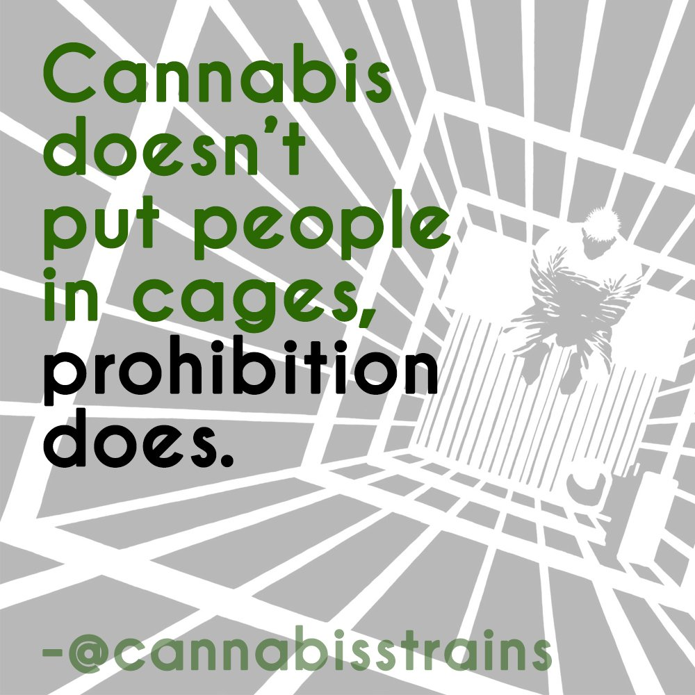 Stop #caging entrepreneurs.  #business #cannabis #marijuana #startup #THC #420 https://t.co/oy5kKfiIZG