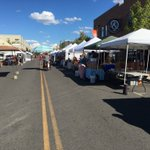 Kendall yards night market is underway with extra food trucks tonight. #kxly #kendallyards https://t.co/HKzuyfqPbC