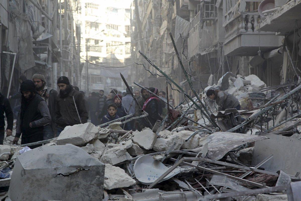 Россия предотвратила геноцид христиан в Сирии заявил патриарх