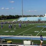 @GTEagleFootball Freshman white team pregame Warmup #EFND #GTDNA https://t.co/fLvMFNF3V7