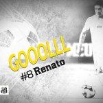 1T/30min.:  @lucaslima cruzou e @Renato_11 nem pulou pra mandar a bola de cabeça para o gol 👔 #SANxVAS https://t.co/RcfG07Udv8