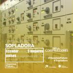 Con la generación hidroeléctrica garantizaremos el suministro de energía a todos los habitantes ecuatorianos https://t.co/sxey1D07qj