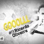 1T/36min.: QUE GOLAAAAAAÇO! Ricardo Oliveira de falta, matou a coruja que estava no gol da Vila Belmiro    #SANxVAS https://t.co/8oyWmPmzwG