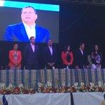 Compañero Presidente @MashiRafael inaugura #JuegosNacionales Juveniles y Prejuveniles 2016: https://t.co/9yg3zbK0p0 https://t.co/DZSMwDjxAV