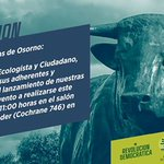 Amigos y simpatizantes,acompáñenos a este evento de lanzamiento de las candidaturas de la provincia de Osorno https://t.co/21sur34GUT