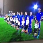 Lo mejor de hoy mis hijos conmigo en champions !! Más que el gol y la clasificación !! Los amo kristofer y Lukas 😍 https://t.co/8qcMmdduZg