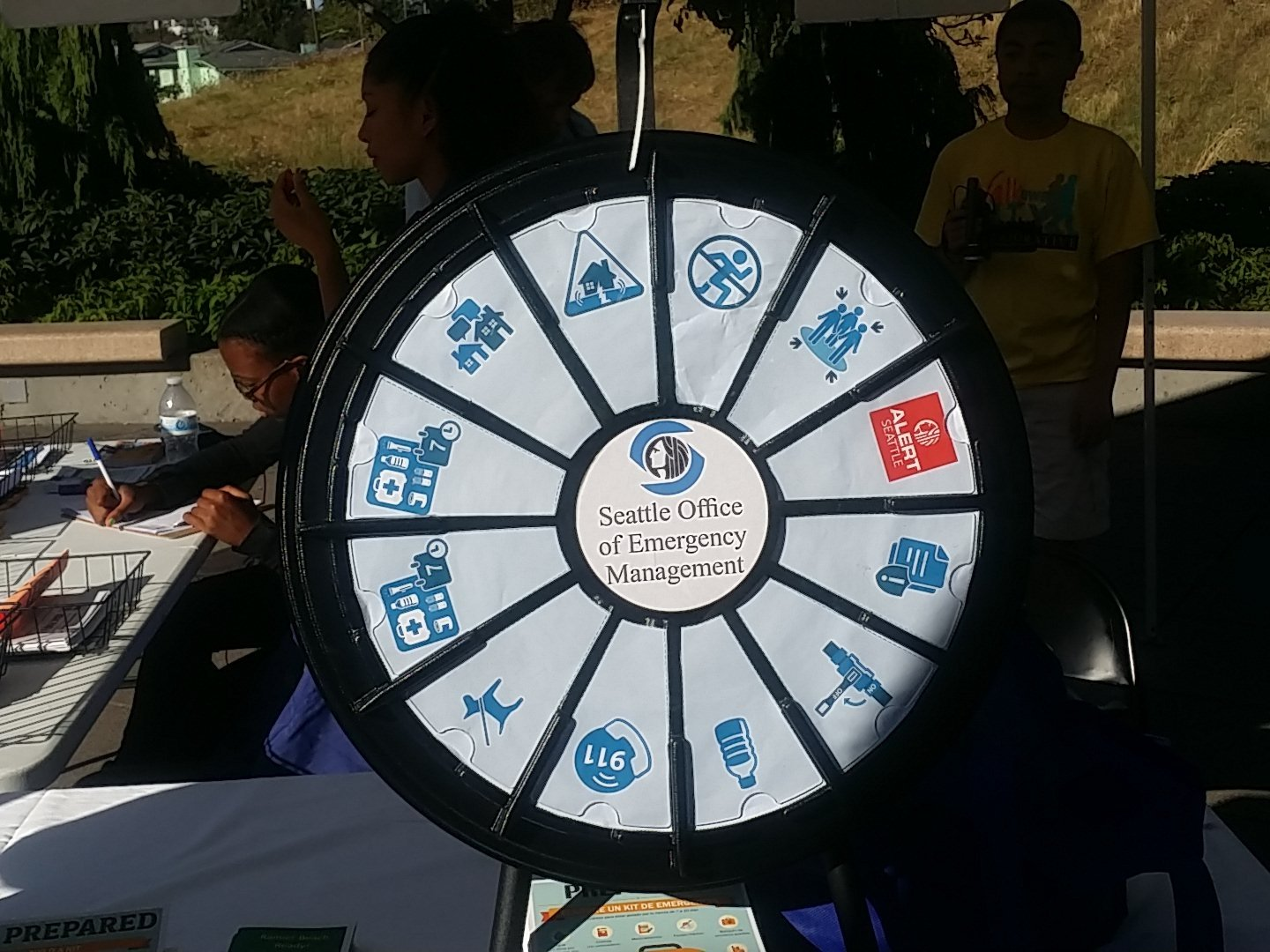 A fun trivia wheel for if a natural disaster happens. It's good to know when to be prepared 👍 https://t.co/wNp725rjY4