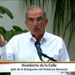 Hemos llegado a la meta, la guerra ha terminado: Humberto de la Calle https://t.co/hp0h1V6Rfx https://t.co/C6JyNRkNN6