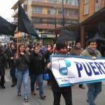 Apoderados, profesores y asistentes marcharon por las principales calles de Puerto Varas https://t.co/2CVB1YkUbE https://t.co/WDSzUaceX7