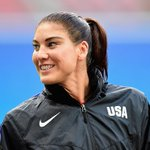 #NEW: Hope Solo suspended from national team for 6 months after incident in #Rio2016 https://t.co/TaBX4kVsxt https://t.co/zJxoGtUZFE
