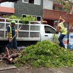 Continúan los trabajos de recolección preventiva en diversas colonias y fraccionientos. #Veracruz https://t.co/ryg3564ZwZ