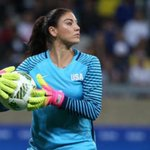 Hope Solo suspended from #USWNT for 6 months for sensitive comments during #Rio2016 https://t.co/aLb309PTg6 https://t.co/PQ1QnwTRrr