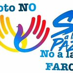 Si a La Paz, no a los acuerdos de impunidad, no a entrega del estado a terroristas! @cmbustamante @AliciaArango https://t.co/qDVuXXgQjz