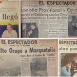 (En imágenes) 60 años de guerra y paz en Colombia. https://t.co/Y8sCKPzOav #AdiosALaGuerra https://t.co/jw1bESav12