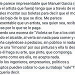 Envío mi apoyo y envío mi opinión a Manuel García: @manugarpez https://t.co/yqdrWkhbrS