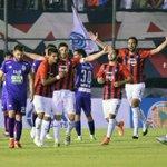DUELE MÁS | VIDEO Real Potosí, verdugo de la UC en la Copa, cayó 6-0 ante Cerro Porteño. https://t.co/hIVQ4YhS5X https://t.co/xKba5IhUQ4