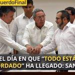 """#ATENCIÓN El día en que """"todo está acordado"""" ha llegado: @JuanManSantos https://t.co/DV8zRBoM1j https://t.co/ZlgCayJKzl"""