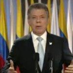 .@JuanManSantos anuncia que el Plebiscito por la Paz se llevará a cabo el domingo 2 de octubre de este año. https://t.co/91AFImUGk7
