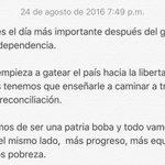 Los Colombianos tenemos la llave del futuro, abramos la puerta del mañana #Paz #AdiósALaGuerra #PazenColombia https://t.co/mUGKW3b94M