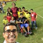 Eternamente agradecido con @BarcelonaSCweb, el ProfeAlmada y el plantel por recibir a los niños de @CasaRonald_Ec. https://t.co/MyTuLBbi4y