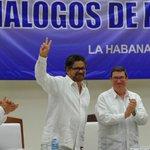 Iván Márquez: termina la guerra con las armas y comienza el debate con las ideas https://t.co/eszA61JGey #OigoLAFm https://t.co/cUUwMDpNIU
