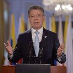 El plebiscito por la paz se realizará el domingo 2 de octubre: Santos https://t.co/rG1uAMBY9i https://t.co/liUMopG7wf