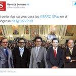 Votar SI al plebiscito es votar para que FARC vayan al Congreso. Votaría ud por ellos? Yo NO! #VotoNoAlPlebiscito https://t.co/clv2qZU3PC
