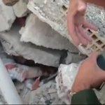 VIDEO | El increíble rescate de una mujer herida y atrapada en los escombros en Italia https://t.co/JZXJASOAQj https://t.co/K8obWIS5I3