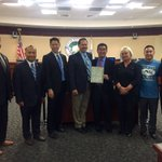 Council proclaims Cultural Diversity Awareness Week with Citys Multicultural Committee #InElkGrove https://t.co/7RTBCQvhMY