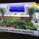 Agradecer a Cuba, Venezuela,países inviables y recordar a Chavez y felicitar a Maduro,Ivan Márquez. Que nos espera ? https://t.co/FMoQDL6iN7