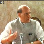 We have to identify those elements who are trying to mislead some of our youth in Kashmir: HM @rajnathsingh https://t.co/75ndqRvPEc