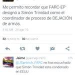 Fecha 24Ago2016 Lugar Cuba Autor 1NARCOterrorista y próximo congresista Sin SimonTrinidad no hay dejacion d🔫🔫 https://t.co/x7M047mvir