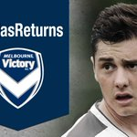 Its official. Welcome back, Marco. Details: https://t.co/d2lMzOLPXf #RojasReturns #MVFC https://t.co/KTY1IOh5Ci
