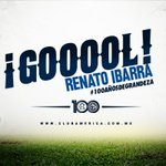 82 Gooooooool!! Renato Ibarra marca el segundo gol de nuestras Águilas #VamosAmérica https://t.co/Q7F7sqtn5z