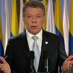"""El plebiscito será convocado para el 2 de octubre"": presidente Santos https://t.co/NR5VSJNeUQ https://t.co/SsbTQb9lsq"