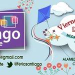 @stgoturismo invitados este viernes 2 de septiembre a la versión #Primavera de @feriasantiago de12a21hrs #Alameda139 https://t.co/tPX5CgRYKo