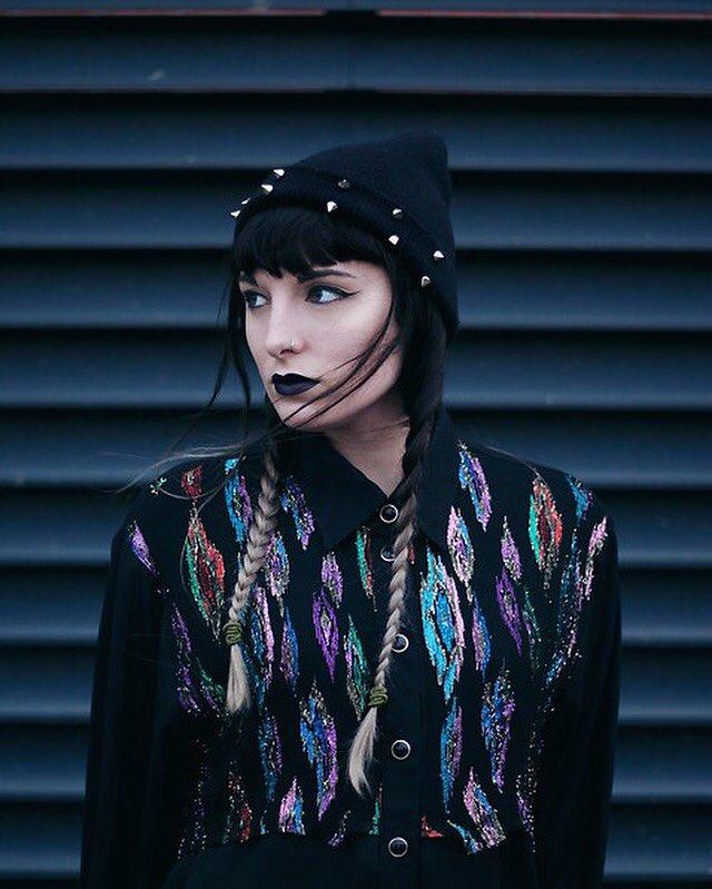 """Paint It Black"" by @AmyStardust: https://t.co/kN2eGMJ64W #gothic #grunge #vintage #softgrunge #goth #ootd https://t.co/kvNuvxIUr4"